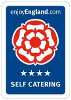 Image of enjoy England 4 star self-catering award
